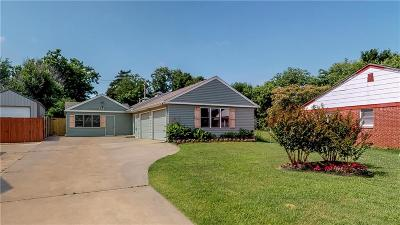 Lincoln County, Oklahoma County Single Family Home For Sale: 1720 NW 35th Street