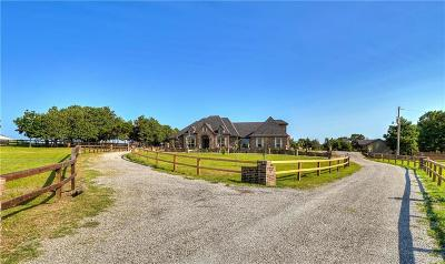 Shawnee Single Family Home For Sale: 45288 Benson Park Road