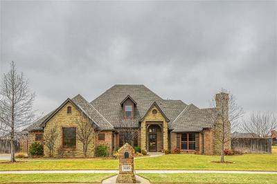 Moore Single Family Home For Sale: 3105 Brush Arbor Drive