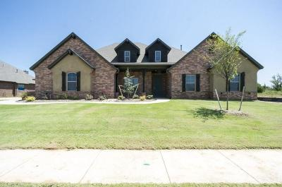 Oklahoma City Single Family Home For Sale: 14716 Bella Maria Drive