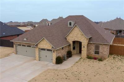 Weatherford Single Family Home For Sale: 1304 Crimson Drive