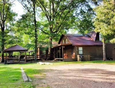Broken Bow Single Family Home For Sale: 8000 N Hwy 259