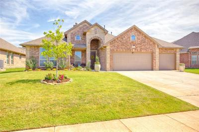 Lincoln County, Oklahoma County Single Family Home For Sale: 2624 Sunflower Drive