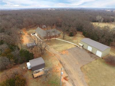 Lincoln County Single Family Home For Sale: 800318 S 3390 Road