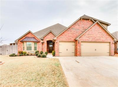 Lincoln County, Oklahoma County Single Family Home For Sale: 4800 NW 152nd Street