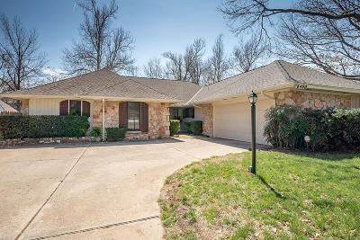 Single Family Home For Sale: 6400 Westbrook Drive