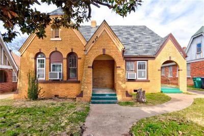 Oklahoma City Multi Family Home For Sale: 939 East Drive