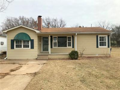 Shawnee Single Family Home For Sale: 1815 N Bell Avenue