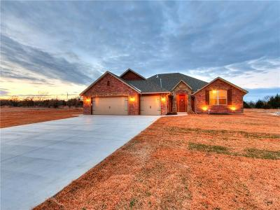Harrah Single Family Home For Sale: 17921 Piper Glen Drive