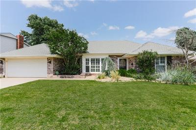 Oklahoma City Single Family Home For Sale: 10720 Sunset Boulevard