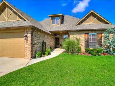 Lincoln County, Oklahoma County Single Family Home For Sale: 19113 Canyon Creek Place