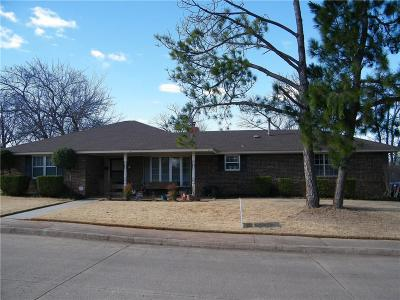 Norman Single Family Home For Sale: 218 Chisholm Trail