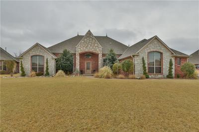 Mustang Single Family Home For Sale: 1058 W Tea Olive Way