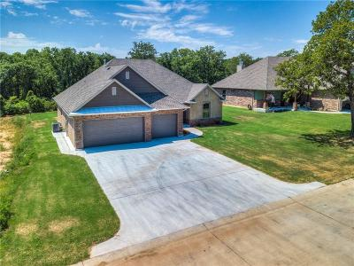 Choctaw Single Family Home For Sale: 15150 Gray Fox Road