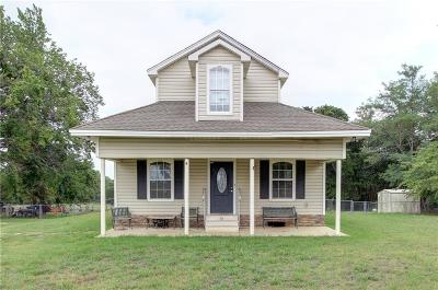 Choctaw OK Single Family Home Sold: $169,900