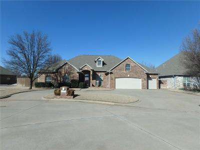 Oklahoma City Single Family Home For Sale: 10925 Gateshead Drive