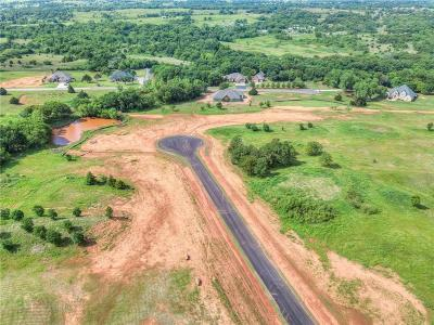 Blanchard Residential Lots & Land For Sale: 2555 West Lake Way