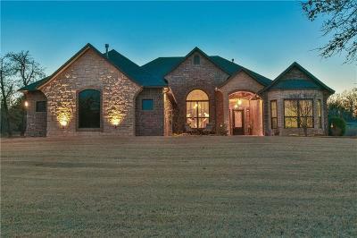 Newalla Single Family Home For Sale: 5725 Sun Perch Drive