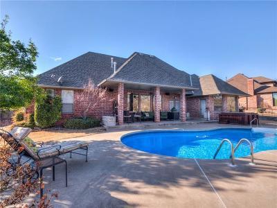Edmond Single Family Home For Sale: 3834 Creek Bank Drive