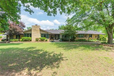 Moore Single Family Home For Sale: 5 E Ranchwood Drive