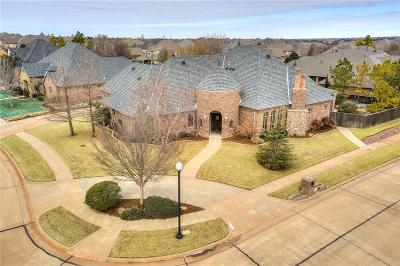 Edmond Single Family Home For Sale: 14617 Salem Creek Road