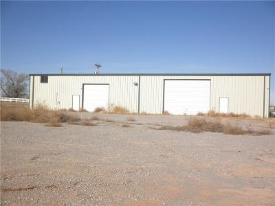 Beckham County Commercial For Sale: 241126 W State Hwy Jct 152/30 Highway