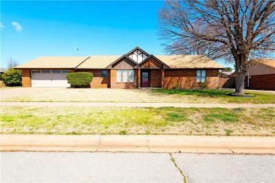 Weatherford Single Family Home For Sale: 1431 E Kingsway Street