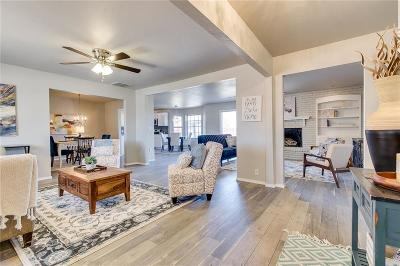 Oklahoma County Single Family Home For Sale: 8800 Lakeaire Drive