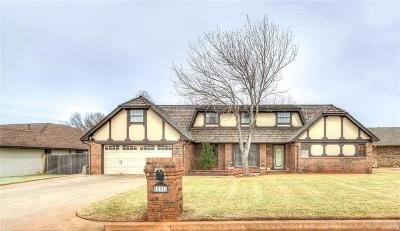 Oklahoma City Single Family Home For Sale: 12932 Burlingame Avenue