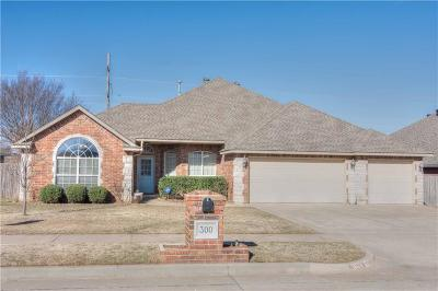 Norman Single Family Home For Sale: 300 Ridge Lake Boulevard