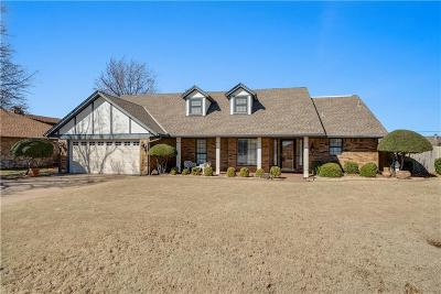 Single Family Home For Sale: 4001 Apple Valley Drive