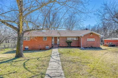 Norman Single Family Home For Sale: 302 E Franklin Road