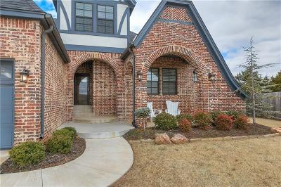 Edmond Single Family Home For Sale: 3301 Commons Court