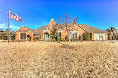 Oklahoma City Single Family Home Pending: 4700 Mary Ann Circle