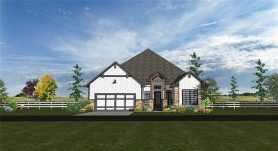 Edmond Single Family Home For Sale: 2100 Asaro Lane