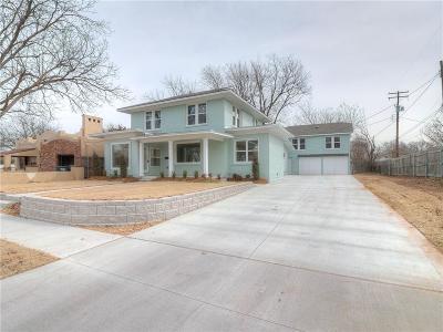 Shawnee Single Family Home For Sale: 2117 N Broadway Street