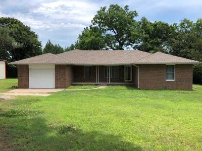 Lincoln County Single Family Home For Sale: 990256 S 3559 Road