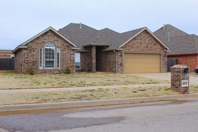 Moore OK Single Family Home Pending: $190,500