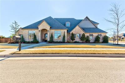 Norman, Moore, Oklahoma City, Edmond Single Family Home For Sale: 5100 Astoria Bridge Court