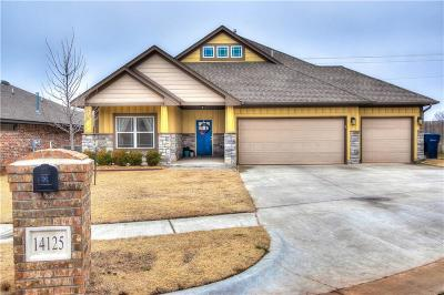 Single Family Home For Sale: 14125 Kenley Way