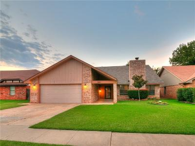 Edmond Single Family Home For Sale: 2901 Morgan Trail