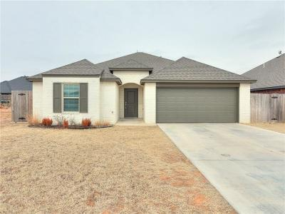 Weatherford Single Family Home For Sale: 2613 Hayride Drive