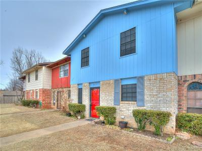 Oklahoma City Condo/Townhouse For Sale: 8137 NW 23rd