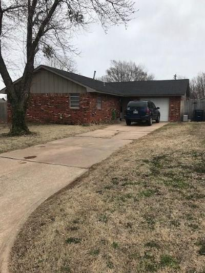 McClain County Single Family Home For Sale