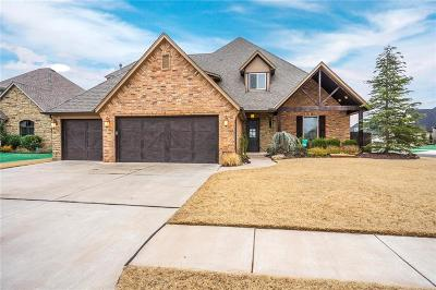 Edmond Single Family Home For Sale: 328 NW 153rd Street