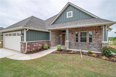 Edmond Single Family Home For Sale: 17913 Haslemere Lane