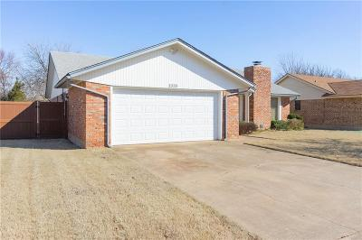 Midwest City Single Family Home For Sale: 1325 Alviola Avenue