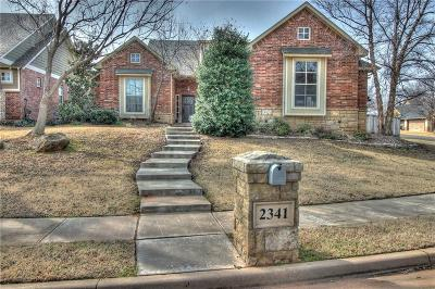 Edmond Single Family Home For Sale: 2341 Heavenly Drive