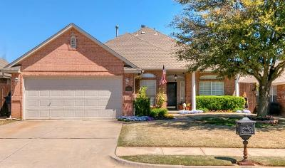 Oklahoma City Single Family Home For Sale: 12512 S Youngs Place