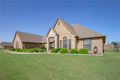 Single Family Home For Sale: 14424 Cottonwood Drive